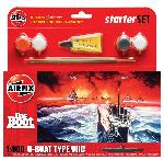 Airfix U-Boot Type VIIC  1:400