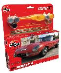 Airfix Jaguar E Type 1:32 Set