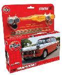 Airfix Triumph Herald gift set