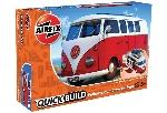Airfix Volkswagen Camper Van QuickBuild