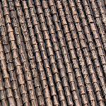 Artitec Romaanse dakpan 'onregelmatig'