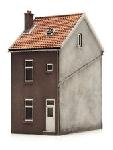 "Artitec Familiehuis ""VanderVelde"" Kit 1:87"