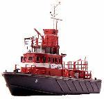 Artitec Brandweerboot