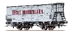 "Brawa NS Goederenwagen G10 ""Amstel Brouwerij N.V.""   H0"