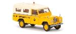 Brekina Land Rover 109  ANWB 1:87