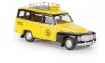 Brekina Volvo Duett Kombi - ANWB Wegenwacht
