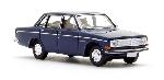 Brekina Volvo 144 Blauw 1:87