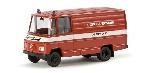 Brekina MB L406 Jeugdbrandweer NL  H0