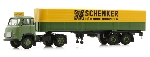Brekina Scania LB 76 Schenker 1:87