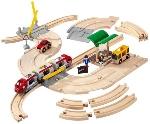 Brio Rail&Road Travel set