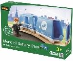 Brio Monorail Battery Train