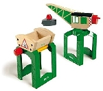 Brio Crane and Funnel Load