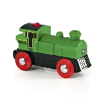 Brio Engine Batt. powered