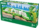 BrioGreen Travel Train