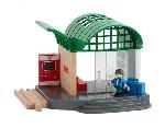 Brio Train Station met geluid