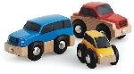 Brio Autos set van 3