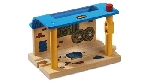 Brio Smart Track Locomotief werkplaats