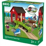 Brio Country Horse set