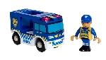 Brio Police Van - met licht en geluid