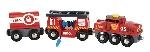 Brio Brandweer trein