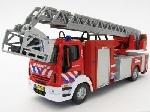 Burago Iveco Magirus 150E Ladderwagen NL  1:50