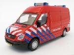 Burago MB Sprinter Brandweer NL 1:50