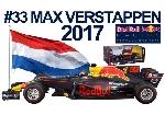 Burago  F1  Red Bull RB 13  Max Verstappen # 33  1:18