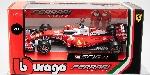 Burago Ferrari SF16/H Kimi Raikkonen 2016  1:43
