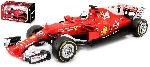 Burago Ferrari SF70H 2017 F1 S.Vettel  1:43