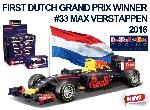 Burago Red Bull RB 12 2016 Max Verstappen 1:43