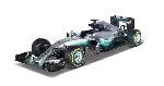Burago Mercedes F1 AMG Petronas Lewis Hamilton  1:43