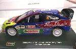 Burago Ford Abu Dhabi WRC 1/32