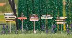 Busch Wegwijzers hout