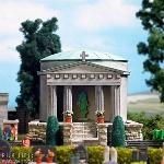 Busch Mausoleum H0