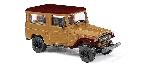 Busch Toyota Land Cruiser 80 jaar Toyota  H0