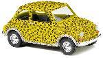 Busch Fiat 500 Leopard