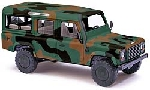 Busch Land Rover Defender 110 Military Edition 1:87