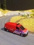 Busch MB Vito Nederlandse Brandweer 1:87