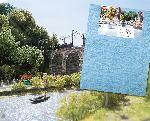 Busch WATERFOLIE 45X35