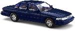Busch Ford Crown Victoria Blauw