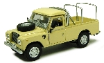 Carararama Land Rover Serie III 109 Pick Up  1:43