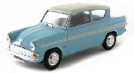 Cararama Ford Anglia MK I  Blauw 1:43