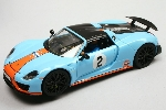 "Carrera Porsche 918 Spider ""Gulf Racing """