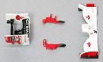Carrera Kleindelen F1 Ferrari F10 Alonso 132