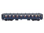 Exact Train NS Personenrijtuig AB 6233 Blauw