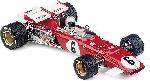 Exoto Ferrari 312B Mario Andretti 1:18