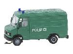 "Faller Car System MB T2 Vario ""Polizei"" H0"