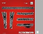 Fleischmann Rails uitbreidingsset   N