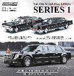 """Greenlight Cadillac Limo 2009 """"The Beast"""" 1:43"""