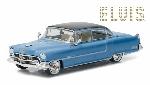 Greenlight Cadillac Fleetwood 1955 ELVIS 1:43